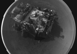 На марсоходе Кьюриосити поврежден один из датчиков