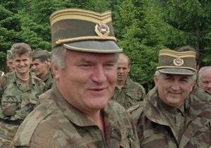В ЕС заявили, что Сербия должна передать Младича трибуналу без промедлений