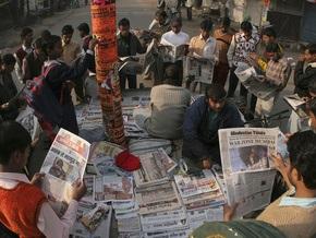 Микроблогеры опередили новостные агентства в освещении терактов в Мумбаи