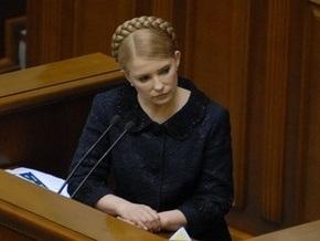 Тимошенко инициирует отставку одесского губернатора