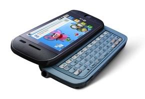 Смартфон LG GW620 на базе платформы Android делает более удобным использование социальных сетей