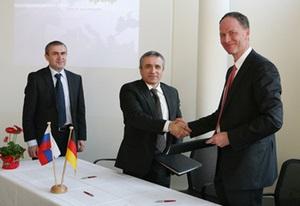 Menzerna и  АВТОграф  подписали договор о стратегическом партнерстве