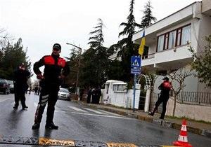 Турция усилила охрану украинских дипломатических учреждений