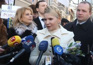 Тимошенко: Я не боюсь этой убогой мрази