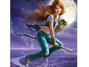 Украинские писатели опубликовали книгу о девочке-колдунье Ирке-Хортице