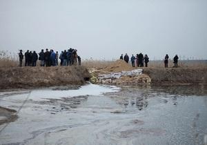 Пик весеннего паводка не угрожает Бортнической станции аэрации - Кульбида