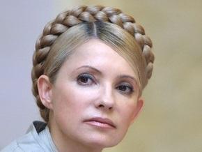 НГ: Оппозиция отложила атаку на Тимошенко