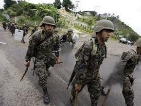 В Гондурасе снова вводится комендантский час