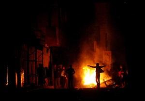 В Иордании проходит стихийная акция с требованием свержения правящего режима