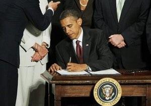 Обама продлил в США режим ЧП еще на год