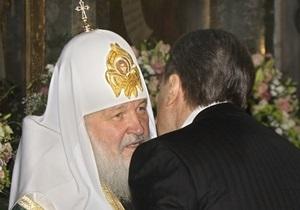 УГКЦ призвала Януковича  не угождать прихотям других государств