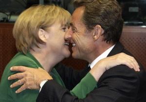 Саркози заявил, что Меркель намерена ликвидировать цыганские лагеря. Берлин все опровергает