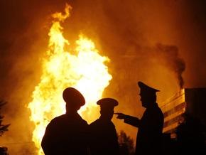 Названы причины мощного взрыва на газопроводе в Москве