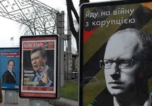 Опрос TNS: Почти 20% украинцев не определились, за кого голосовать
