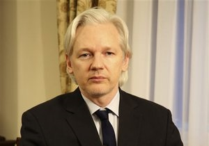 Джулиан Ассанж - Wikileaks: Журнал Time извинился за журналиста, который пожелал Ассанжу скорейшей смерти