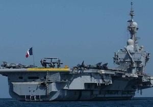СМИ: Франция направит атомный авианосец к Персидскому заливу