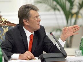 Ющенко: Банки и их клиенты должны поровну разделить риски