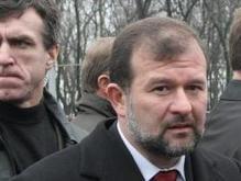 Ужгородский горсовет заблокировала милиция. Мэр обвинил Балогу