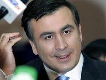 Саакашвили на своей инаугурации призвал к дружбе с Россией