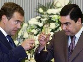 Президенты России и Туркмении обсудили вопросы возобновления поставок газа
