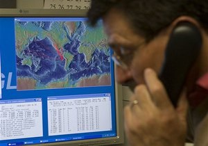 У побережья Мексики произошло землетрясение