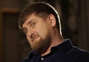СНБО: Кадыров пытается втянуть Россию в холодную войну с Украиной