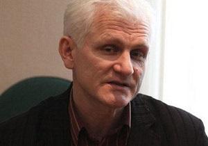 В Минске задержали известного правозащитника
