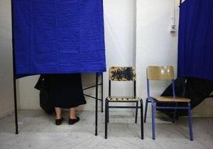 Экзит-поллы: на выборах в Греции лидируют правоцентристы