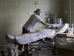 В Мелитополе превышен эпидемический порог