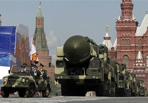 Командующий ракетными войсками РФ рассказал о мощи российских баллистических ракет