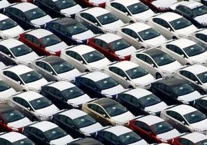 В Украине существенно сократилось производство легковых автомобилей