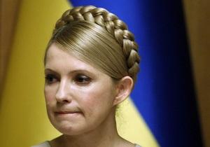 Тимошенко: Из правительства исчезают люди Литвина