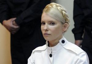В Печерском суде возобновилось слушание дела Тимошенко