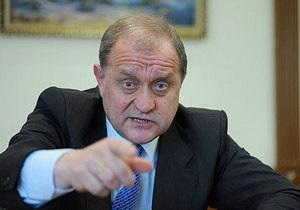 НРУ требует отставки главы МВД, который  сравнил судимости Чорновила и Януковича