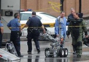 В США рядом с трассой Питтсбургского марафона обнаружено взрывное устройство