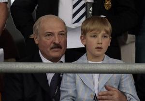 Может ли преемником Лукашенко стать его старший сын? - DW