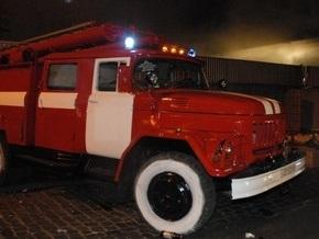 Киевские пожарные спасли 92-летнюю пенсионерку