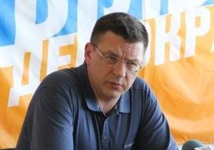Коммунист стал исполняющим обязанности мэра Черкасс