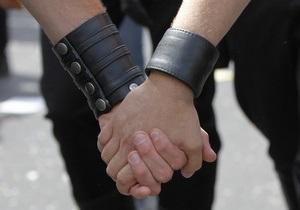 Российские геи намерены до конца года создать партию