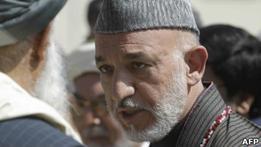 Карзай обвиняет Пакистан в двойной игре