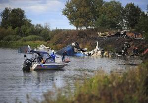 В посольствах Чехии, Словакии и Швеции подтвердили гибель своих хоккеистов в авиакатастрофе под Ярославлем