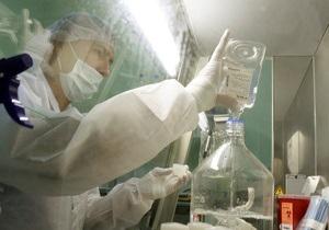 Ъ: На киевском заводе нашли 10 тонн соляной кислоты, которую могли хранить для производства 100 тонн амфетамина