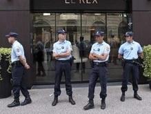 У испанской полиции похитили 100 кг наркотиков