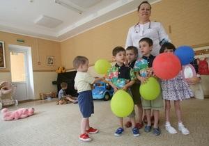 Корреспондент: В Украине растет количество желающих усыновить детей