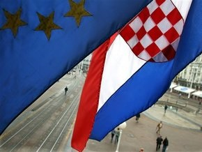 Конференцию по вступлению Хорватии в ЕС отложили из-за территориального спора