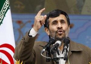 В Иране осужден блогер, критиковавший Ахмадинеджада