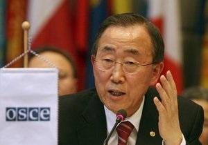Генсек ООН призвал власти и оппозицию Таиланда прекратить насилие