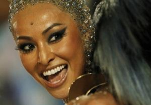 Фотогалерея: Самбадром-2011. В Бразилии проходит легендарный карнавал