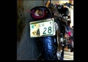 Пропавший во время цунами в Японии мотоцикл нашли у берегов Канады