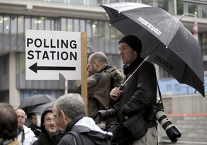 Правящая партия Великобритании потерпела поражение на местных выборах